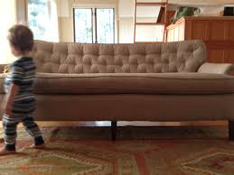 Upholster A Sofa Talk Of The Town Recovering A Chesterfield