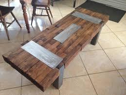 resine epoxy sur bois grande table basse en bois plateau réalisé à partir de l