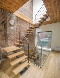 escalier design bois metal escalier bois et métal cèdre rouge de l u0027ouest stairs loft u0026 eco