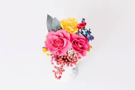 Arrangement Flowers by Preserved Flower Arrangement Flower By Chisa Mai Fotography