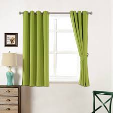Thermal Back Curtains Amazlinen Sleep Well Blackout Curtains Toxic Free Energy Smart