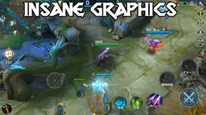 graphics moba war song gameplay look android ios