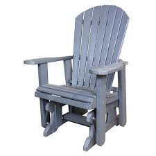 Composite Adirondack Rocking Chairs Amish Outdoor Polyvinyl Amish Furniture Shipshewana Furniture Co