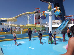 cruising the caribbean aboard the carnival sensation travel blue