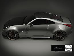 nissan 350z side skirts the