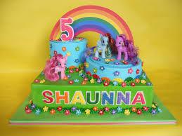my pony birthday cake my pony rainbow birthday cake stella flickr