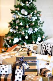 black and white christmas wrapping paper sted christmas wrapping paper a house of