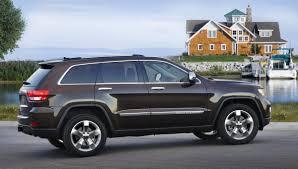 dark gray jeep cherokee 2011 jeep grand cherokee overland summit and jeep liberty jet