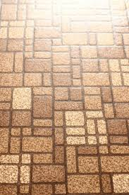 Red Brick Linoleum Flooring by How To Make Your Linoleum Floors Sparkle Like New Home With