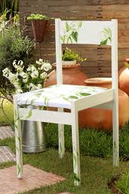 Ideas For Painting Garden Furniture by Diy Ideas To Decorate Old Garden Furniture Colourful Garden Chairs
