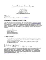 Example Resume For Maintenance Technician by Resume Maintenance Technician Resume Sample