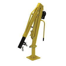 vestil wtj 2 truck jib crane winch operated by vestil toolfetch