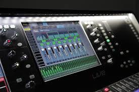 Mixing Table Allen U0026 Heath Professional Audio Mixing Consoles