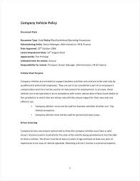 information technology policy template word manual template 5
