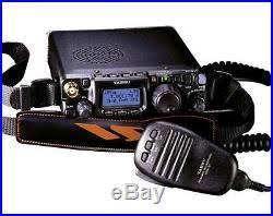 Rugged Ham Radio Yaesu Ft 817nd Hf Vhf Uhf Pre Fit Rugged Portable Package Ham