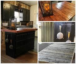 pallet kitchen island kitchen pallet counter top u0026 island u2022 1001 pallets