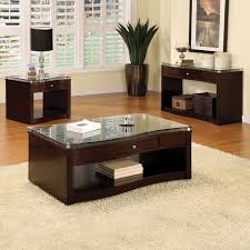 coffee table coffee and end table set walmart coffee table for