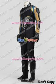 Halloween Costumes Wolverine Men Apocalypse Logan Wolverine Uniform Cosplay Costume