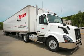 Fuel Truck Driver Ryder Helps Customers Improve Fuel Efficiency And Driver Retention