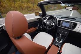 white volkswagen convertible video review 2016 vw beetle classic cabriolet the chronicle herald