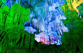 reed flute cave reed flute cave guilin china lu di yan reed flute cave tour