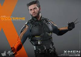 Super Wolverine From X-Men: Days Of Future Past Figure Announced By Hot Toys @JU11
