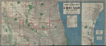 Lakeview Map Chicago by Maps Forgotten Chicago History Architecture And Infrastructure