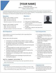 Account Executive Resume Example by Senior Account Executive Resumes For Ms Word Resume Templates