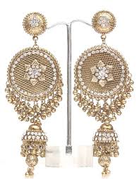 jhumki style earrings indian style indian jewelry jhumka style earrings earrings