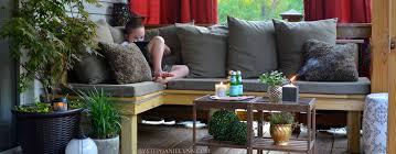 outdoor living space essentials a sneak peek deck