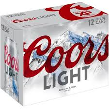 is coors light a rice beer light beer 12 pack 12 oz cans
