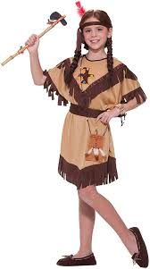 top 10 halloween costumes for girls amazon com forum novelties native american princess costume