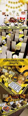 truck birthday party best 25 dump truck party ideas on construction theme