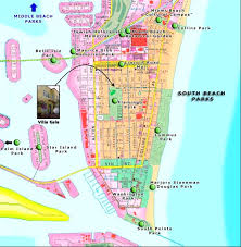 Florida Attractions Map Map Of Miami Httpwwwihgcomholidayinnhotelsusenhialeah Download