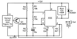 thermistor relay wiring diagram thermistor free wiring diagrams