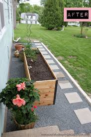 Backyard Makeover Ideas Diy 105 Best Side Garden Ideas Images On Pinterest Gardening