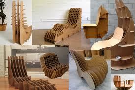 Chairs And Design Ideas Id Cardboard Chair Jason Azares