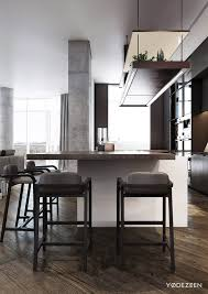 modern apartment kitchen designs a modern apartment with classical features