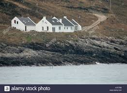 luxury holiday homes donegal holiday homes just above the rocks at tra na rossan beach county