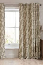 Curtains Online Shopping Buy Cotton Rich Lace Floral Eyelet Curtains From The Next Uk