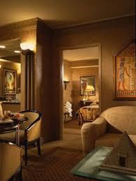 One Bedroom Luxury Suite Luxor Original King Tut Suite Bedroom 30th Floor 20 Years Of Lux