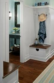 Built In Bench Mudroom Corner Built In Mudroom Benches With Storage Wonderful Idea For A