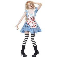 online get cheap zombie halloween costumes for women aliexpress
