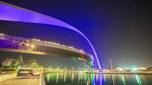 Bay Bridge Light Show Singapore Park Garden Gardens By The Bay Illuminated At Night