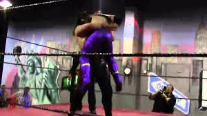 Backyard Wrestling Promotions Pyro Vs The Executioner British Wrestling Welsh Wrestling
