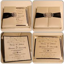 boxed wedding invitations elaborate boxed wedding invitations cloveranddot