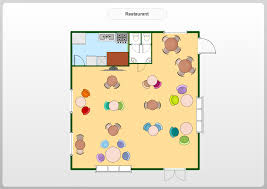 awesome 70 3d restaurant floor plans decorating design of