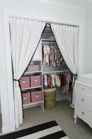 Adding A Closet To A Bedroom Nursery Closet Organization Easy Diy Baby Closet Organization