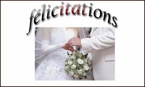 lettre de fã licitation mariage exemple de lettre felicitation mariage mode blogs