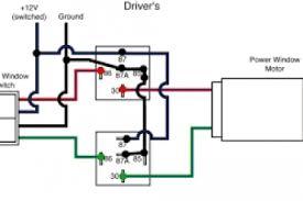 wiring diagram relay power window wiring diagram